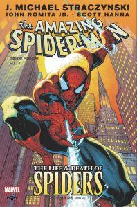 어메이징 스파이더맨 Vol. 4: 거미의 삶과 죽음(시공 그래픽 노블)