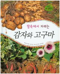 땅속에서 자라는 감자와 고구마(꿈틀꿈틀 자연관찰 62)(양장본 HardCover)