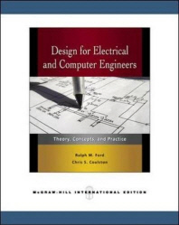 Design for Electrical and Computer Engineers: Theory, Concepts, and Practice