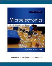 Microelectronics: Circuit Analysis & Design