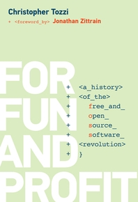 [해외]For Fun and Profit (Hardcover)