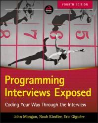 [해외]Programming Interviews Exposed