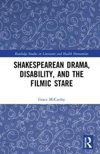 [해외]Shakespearean Drama, Disability, and the Filmic Stare