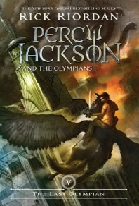 Percy Jackson and the Olympians #5 : The Last Olympian