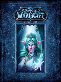 [보유]World of Warcraft Chronicle Volume 3