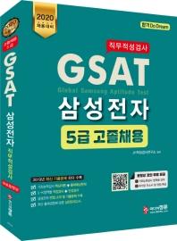 GSAT 직무적성검사 삼성전자 5급 고졸채용(2020)