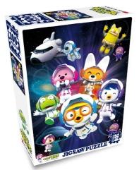 뽀롱뽀롱 뽀로로 직소퍼즐 100pcs: 우주여행