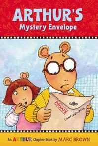 Arthur Chapter Book #1 : Arthur's Mystery Envelope