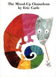 [해외]The Mixed-Up Chameleon Board Book (Board Books)