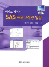 SAS 프로그래밍 입문(예제로 배우는)