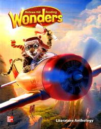 Wonders Literature Anthology 4