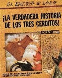 [해외]The True Story of the 3 Little Pigs / La Verdadera Historiade Los Trescerditos