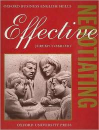 Effective Negotiating Students Book