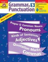 [해외]Grammar & Punctuation Grade 3 (Paperback)
