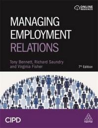 [해외]Managing Employment Relations (Hardcover)