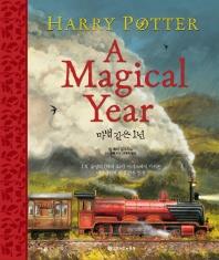 해리포터:마법같은 1년(양장본 HardCover)
