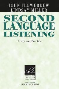 Second language listening: Theory and practice