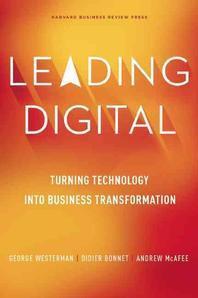 [해외]Leading Digital (Hardcover)