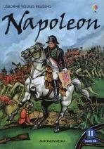 NAPOLEON(CD1장포함)(Usborne Young Reading Book & CD 시리즈 Famous Lives 3-11)