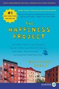 [해외]The Happiness Project, Tenth Anniversary Edition