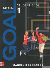 Mega Goal. 1 (Student Book) -CD 있음/4페이지 한페이지 문제풀이외 깨끗합니다