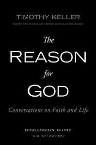 [해외]The Reason for God Discussion Guide