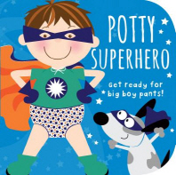 [해외]Potty Superhero (Board Books)