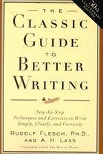 [해외]The Classic Guide to Better Writing