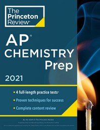 Princeton Review AP Chemistry Prep(2021)