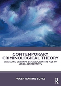 [해외]Contemporary Criminological Theory