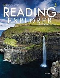 Reading explorer 3 SB + Online WB sticker code