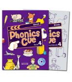 PHONICS CUE BOOK. 4: BLENDS 세트