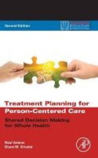 [해외]Treatment Planning for Person-Centered Care