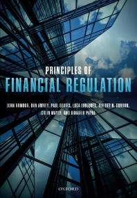 [해외]Principles of Financial Regulation