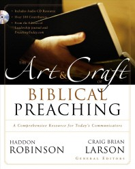 [해외]The Art and Craft of Biblical Preaching (Hardcover)