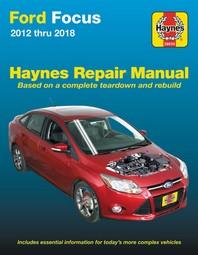 Ford Focus Haynes Repair Manual