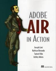 [해외]Adobe AIR in Action (Paperback)