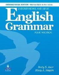 [해외]Understanding & Using Engl Grammar Internat'l Sb W/Audiocd; W/O AK