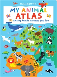 [해외]My Animal Atlas
