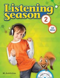 Listening Season. 2(2판)(CD1장포함)