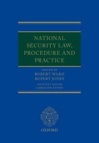 [해외]National Security Law, Procedure, and Practice