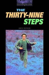 Thirty-Nine Steps(Oxford Bookworms Library 4)