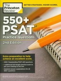 550+ PSAT Practice Questions