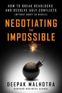 [해외]Negotiating the Impossible