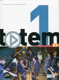 Totem 1 - Livre de l'eleve + DVD-ROM + manuel numerique simple inclus (A1)