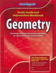 Geometry(Study Guide and Intervention Workbook)