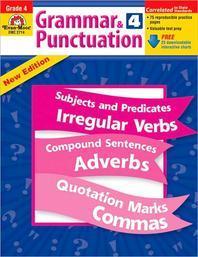 [해외]Grammar & Punctuation Grade 4 (Paperback)
