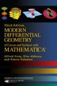 [해외]Modern Differential Geometry of Curves and Surfaces with Mathematica
