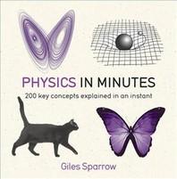 [해외]Physics in Minutes (Papaerback)