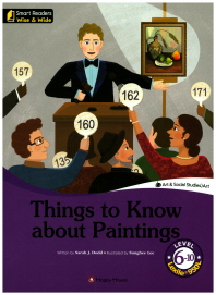 Things to Know about Paintings(CD1장포함)(Smart Readers Wise & Wide Level 6-10)